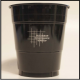 12 oz. Black Colored Custom Printed Plastic Drink Party cups! Great wholesale pricing for Weddings, Corporate Office Meetings, Sport events, Schools, Churches, Street Festivals, Restaurants, Bars and more! 12F39