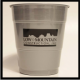 12 oz. Silver Colored Custom Printed Plastic Drink Party cups! Great wholesale pricing for Weddings, Corporate Office Meetings, Sport events, Schools, Churches, Street Festivals, Restaurants, Bars, Birthdays and more! 12P38