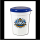 Smooth wholesale custom printed 17 oz. plastic Fluted Stadium Cup! Discount affordable promotional product for Sport events, Schools, Churches, Corporate parties, Street Festivals, Restaurants, Bars and more! Lids sold seperately.  SMOL278